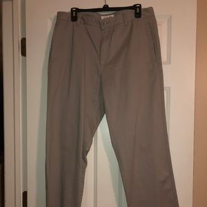 Calvin Klein grey chino pants 33x30